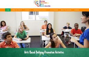 New HEAR web toolkit to reduce bullying