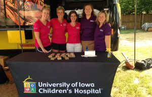 UI Stead Family Children's Hospital: Partners in injury prevention