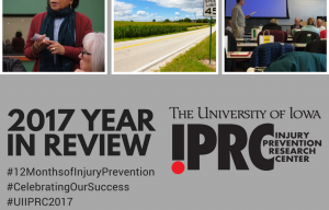Our year of injury prevention in review