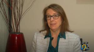 Corinne Peek-Asa on KCRG news