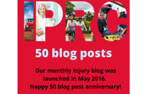 50 injury blog posts: University of Iowa Injury Prevention Research Center
